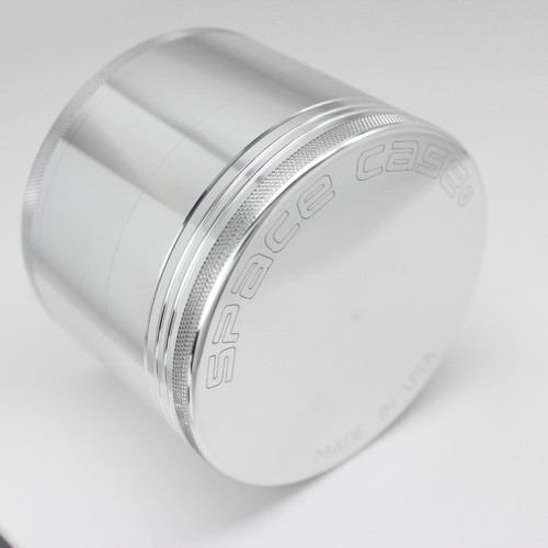 Space Case Large 4 Piece Aluminum Grinder
