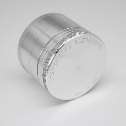 Space Case Small 4 Piece Aluminum Grinder