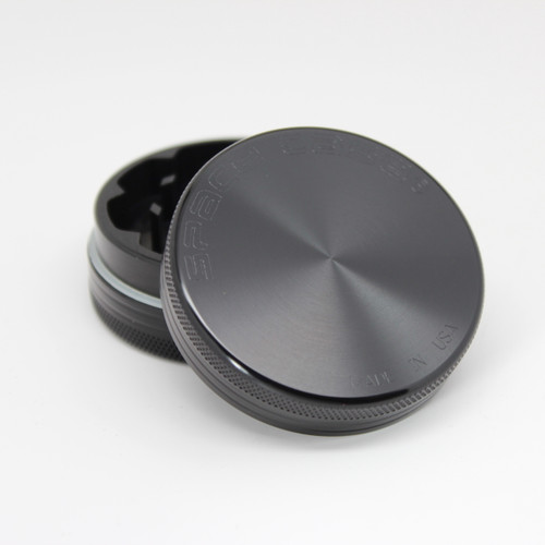 Space Case Small 2 Piece Titanium Grinder