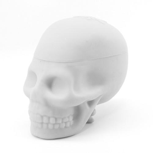 NoGoo Skull - White
