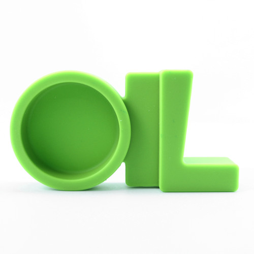 NoGoo Silicone Stand - Oil Station - Green