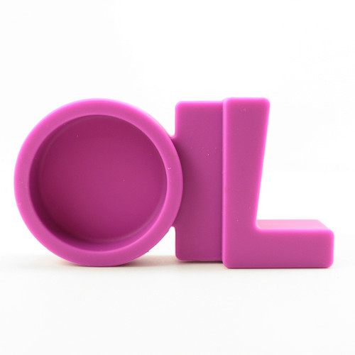 NoGoo Silicone Stand - Oil Station - Purple