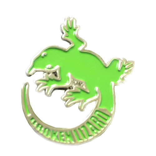 Herbivore Hat Pins - Broken Lizard