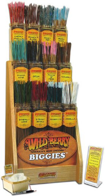Wild Berry® Incense Biggies Kit - 1 Scent