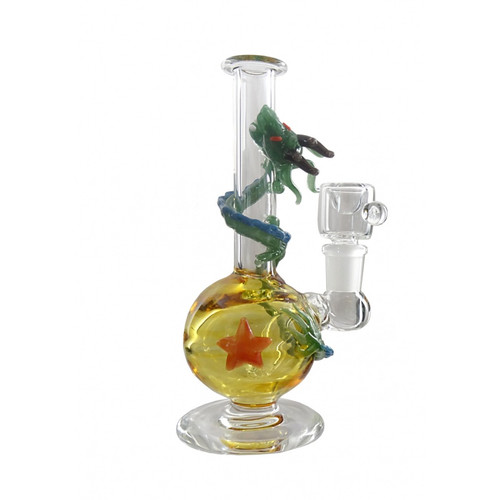 Empire Glassworks - Mini Rig - Dragon Sphere