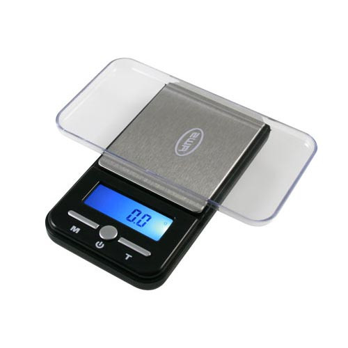 AWS Digital Scale AC-650 (650g x 0.1g) - Black