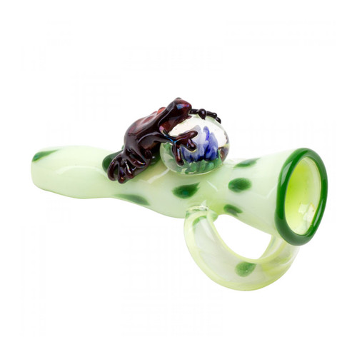Empire Glassworks - Chillum - Fred the Frog