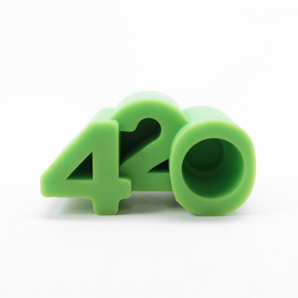 NoGoo Silicone Stand - 420 - Green