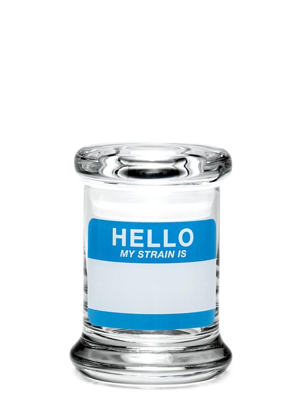 420 Science LG Pop Top Jar - Hello Write & Erase