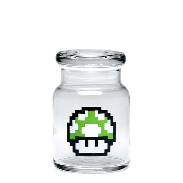420 Science SM Pop-Top Jar - 1-Up Mushroom