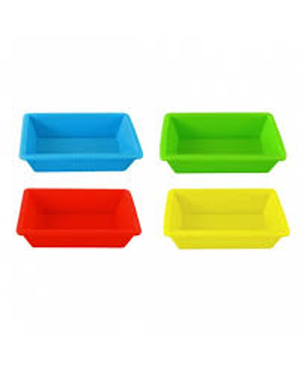 NoGoo 3 x 2.25 Silicone Container - Yellow