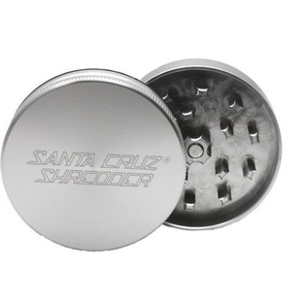 Santa Cruz Shredder 2 Piece Grinder (Multiple Colors & Sizes)