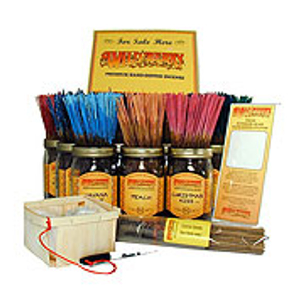 Wild Berry® Incense Multi-Line Display Kit