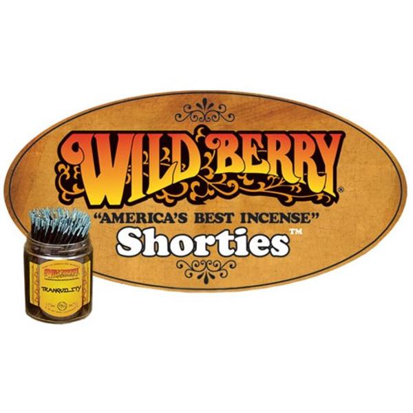 Wild Berry® Shorties™ - 100/pkg