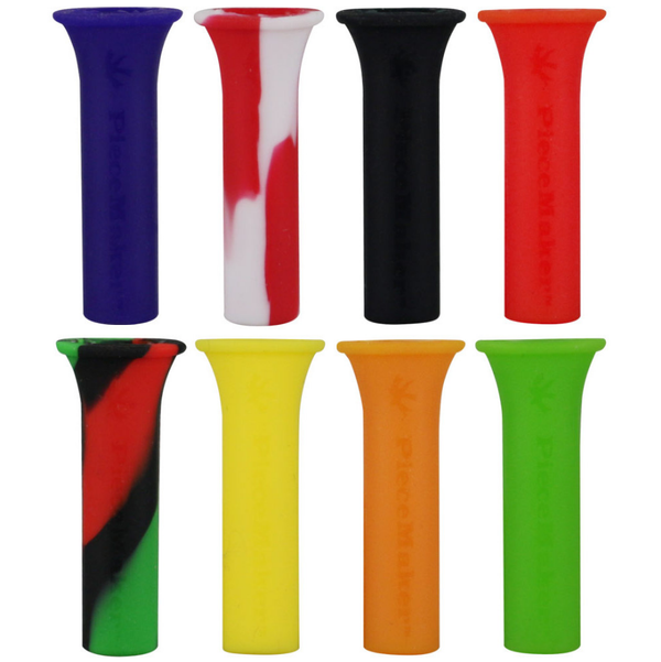 """PieceMaker Krutch Silicone Filter 1.3"""" - Assorted Colors"""