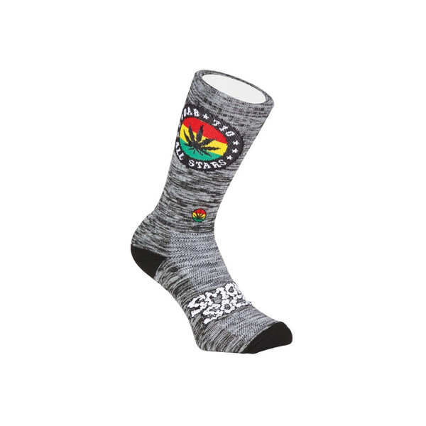 Smokey Socks Classic Sock Heather Grey