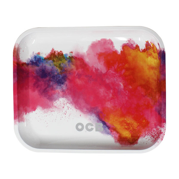 OCB - Metal Tray - Holi White
