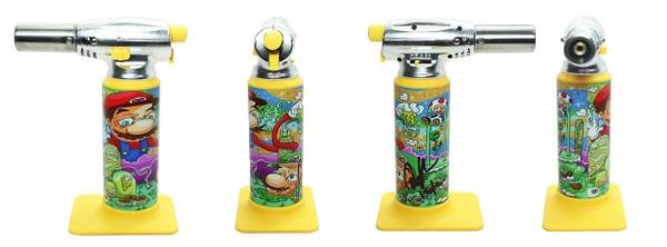 ErrlyBird Torch Art - Plumbers by Dunkees