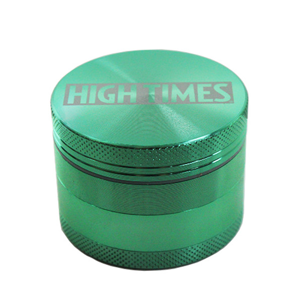 """High Times Limited Edition Grinder by Cali Crusher 4 Piece 2.0"""""""