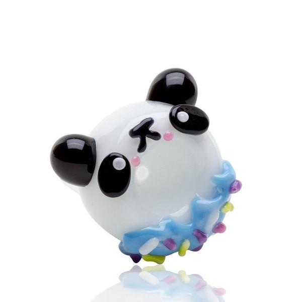 Empire Glassworks - Bowl Piece - Panda Donut 14mm