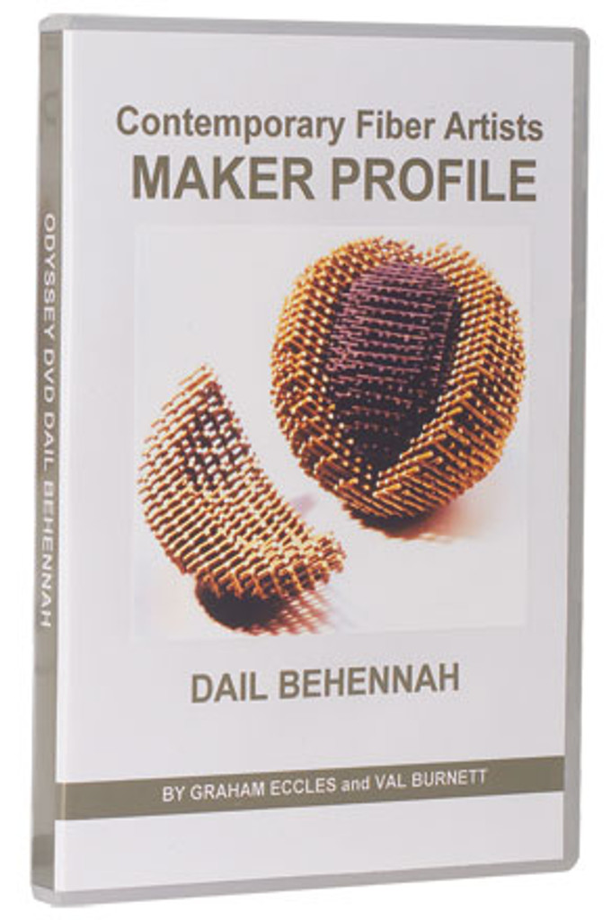 Contemporary Fiber Artists Maker Profile: Dail Behennah