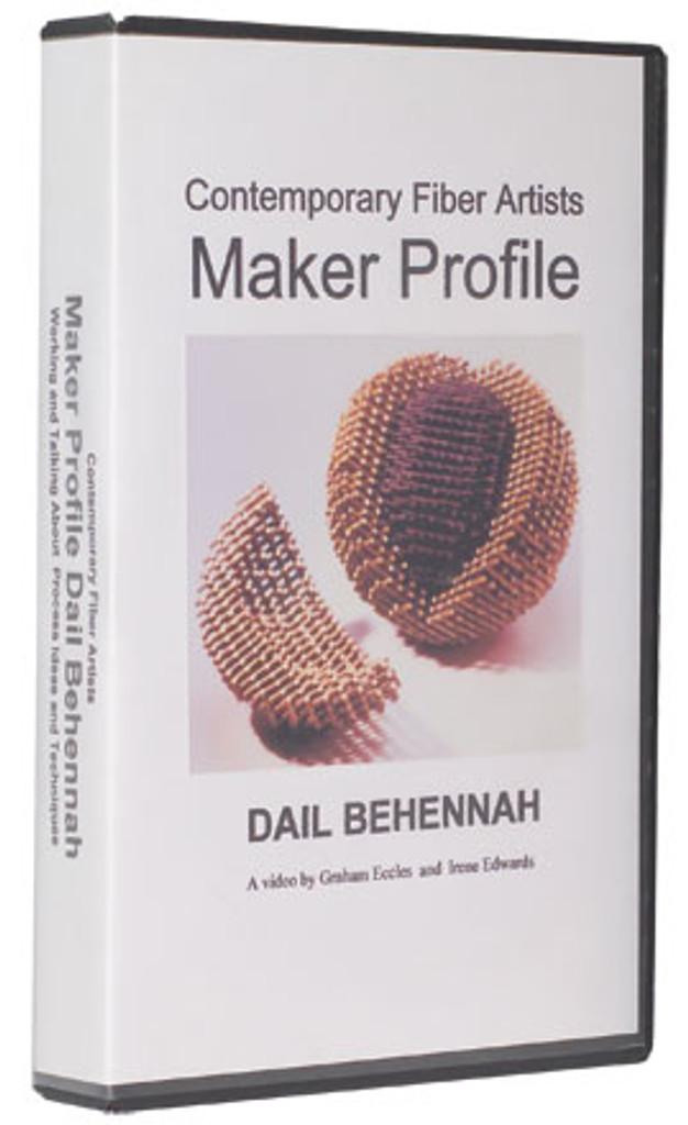 Contemporary Fiber Artist  Maker Profiles Dail Behennah