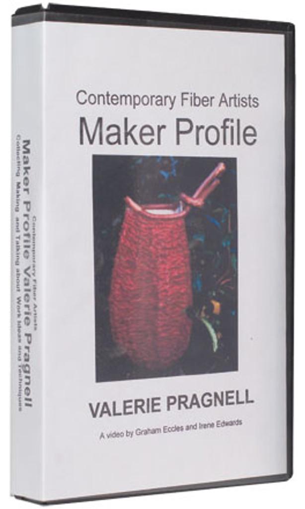 Contemporary American Fiber Artists Maker Profile: Valerie Pragnell