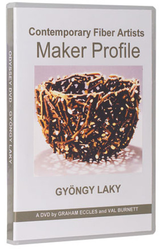 Contemporary American Fiber Artists:  Maker Profile: Gyöngy Laky