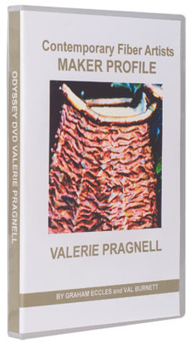 Contemporary Fiber Artists Maker Profile: Valerie Pragnell