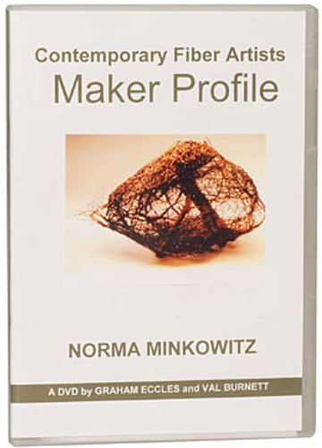 Contemporary Fiber Artists Maker Profile: Norma Minkowitz
