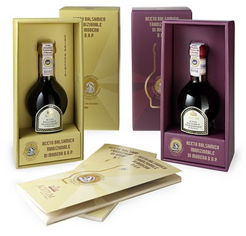 Balsamic Vinegar of Modena IGP-Gold Cap