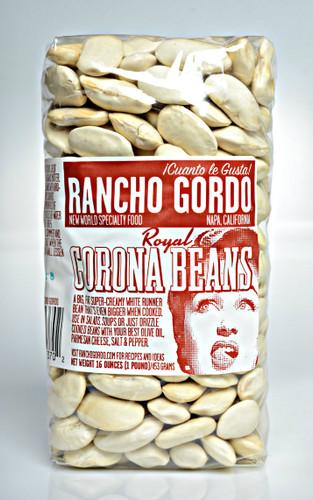Royal Corona Bean