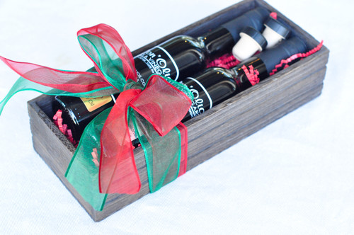 Gift Crate-200 ML Bottle Gift Set