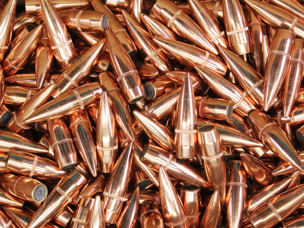 Jacketed Bullets