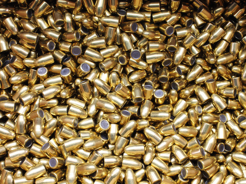 Surplus Ammo | Surplusammo.com 9mm Caliber (.355) BULLETS 124 Grain FMJ Armscor AC9124B