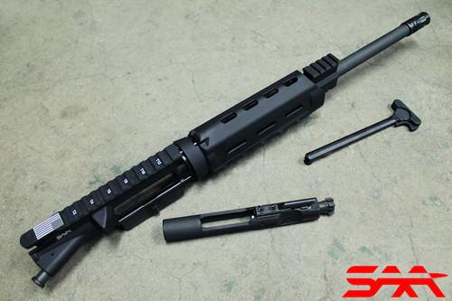 "Surplusammo.com 300BLK 16"" HBAR 1:7 Carbine Length MLO Complete Upper Receiver Magpul MLOK Handguard  (1316SH8CC31CMCA)"