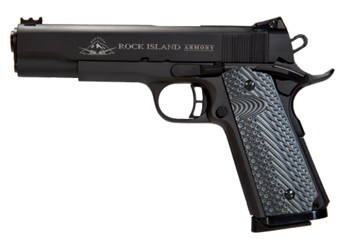 Rock Island Armory  Tactical Fs Ii Mm Pistol