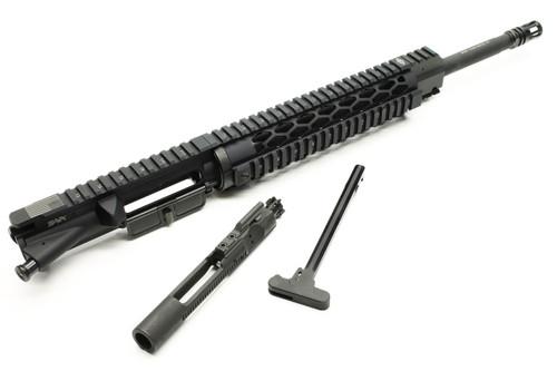 1516SS7C21MDQA SAA Mid-Length Diamond Series 5.56 NATO Complete AR-15 Upper Receiver Surplus Ammo