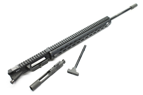 Surplus Ammo, Surplusammo.com SAA Long Range Series Diamond Free Float 5.56 NATO Complete AR-15 Upper Receiver