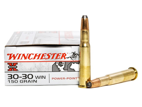 Surplus Ammo | Surplusammo.com .30-30 Win 150 Grain Power Point Winchester Super-X WNX30306