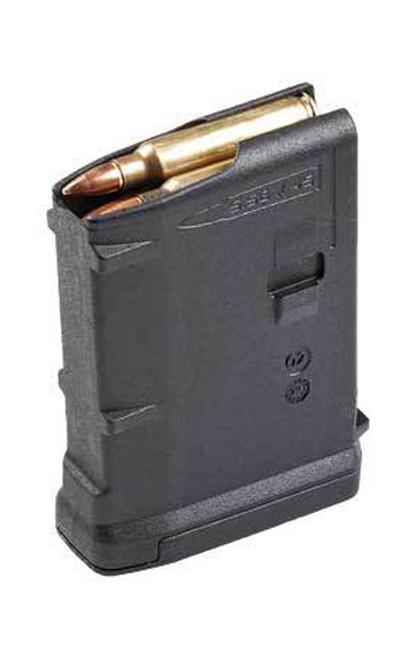 Magpul PMAG 10 AR/M4 Gen M3 10 Round 5.56x45 AR15/M16 Magazine- Black MAG559-BLK-  10 pack