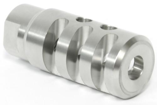 Surplus Ammo | Surplusammo.com SAA .30 Cal Stainless Steel Ported Muzzle Brake