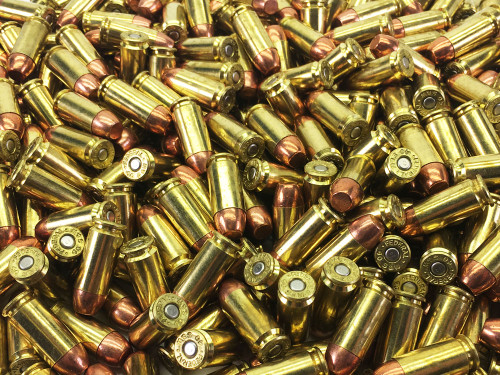 40 S&W 165 Grain FMJ SAA -  500 Rounds, NEW, Bulk