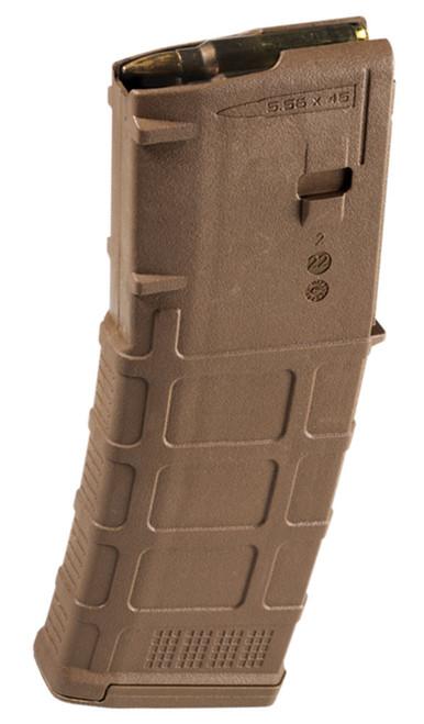 Magpul PMAG Gen M3 30 Round 5.56x45 AR15/M16 Magazine - Medium Coyote Tan MAG557-MCT