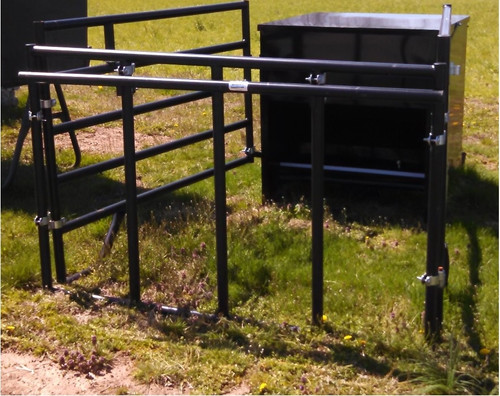 portable feeders feeder double close iae for lamb side agriculture product feeding sale creep sided sheep