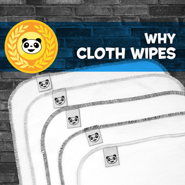 Why You Should Use Cloth Wipes