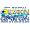 Oregon Coast Comic Con - PICK UP ONLY @4205 CHERRY AVE IN KEIZER