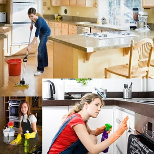 Jazzy's Cleaning - ONE HOUR OF HOUSE/OFFICE CLEANING