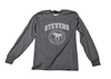 Monochromatic Seal Long Sleeve T-Shirt