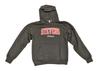 Embroidered Stevens Hooded Sweatshirt